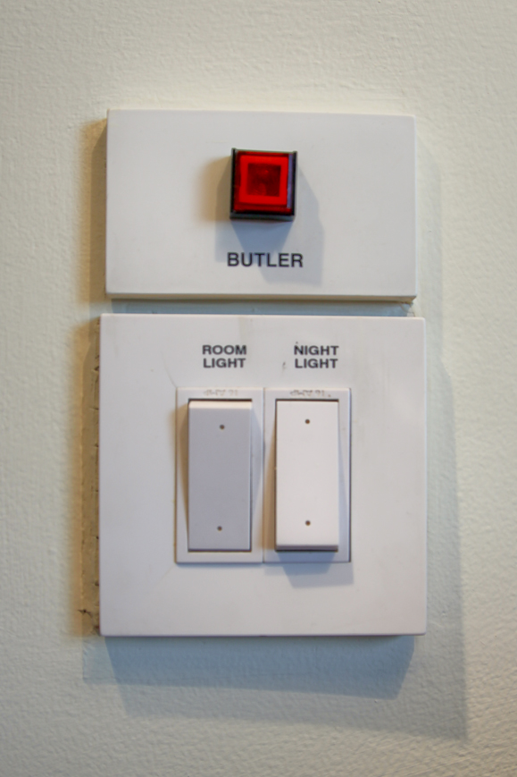 Butler Button