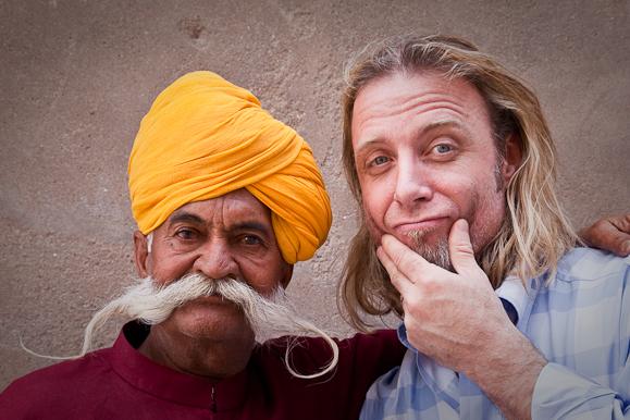 Moustache Men 1